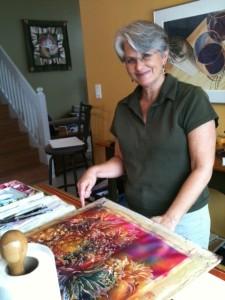 Debbie Teaching 02