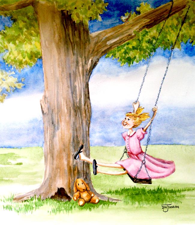 children illustration Archives - Debbie Waldorf Johnson