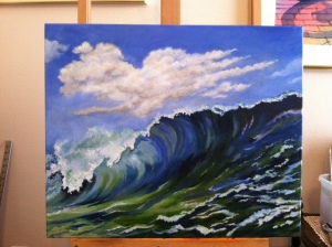WavePainting