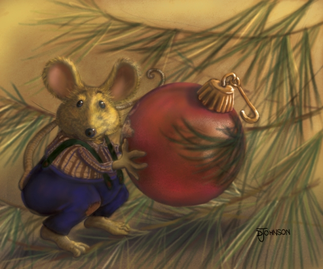 ChristmasThiefMouse