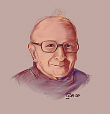 Speed Drawing of my father